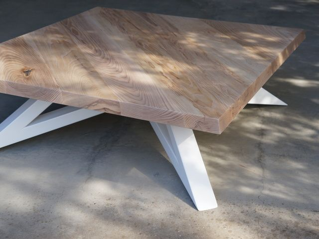 "EdgeGrain"" Coffee Table by POLYMATH Coffee Table Wood Timber"