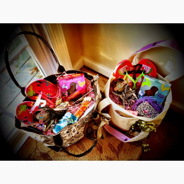 Easter basket for teenage girls easter pinterest easter easter basket for teenage girls negle Images