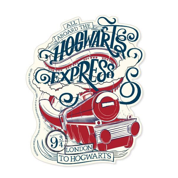 Paper House Productions - Harry Potter Collection - Stickers - Hogwarts Express