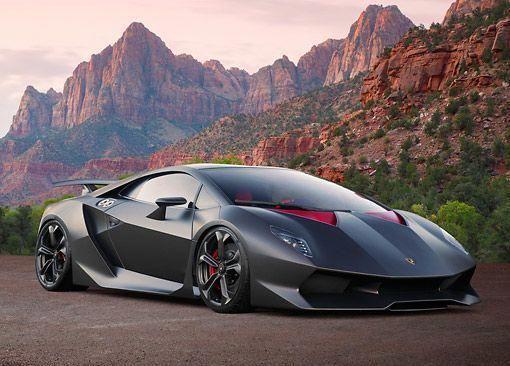 Images Lamborghini Sesto Elemento Gold Page 4