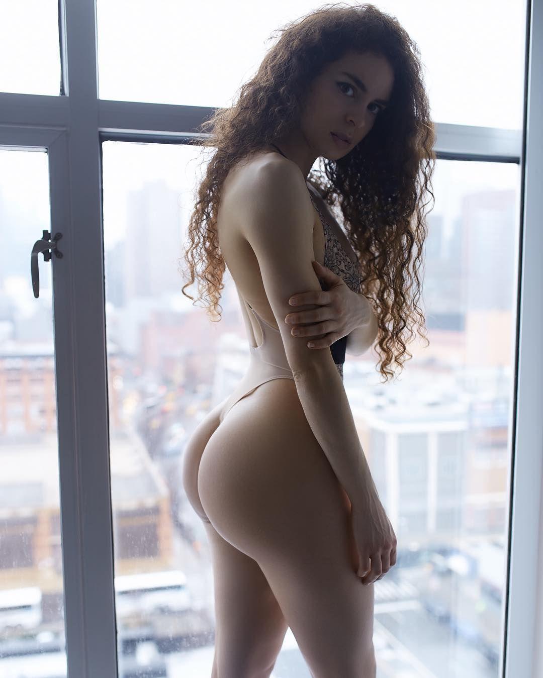 wemen bent over bare ass naked