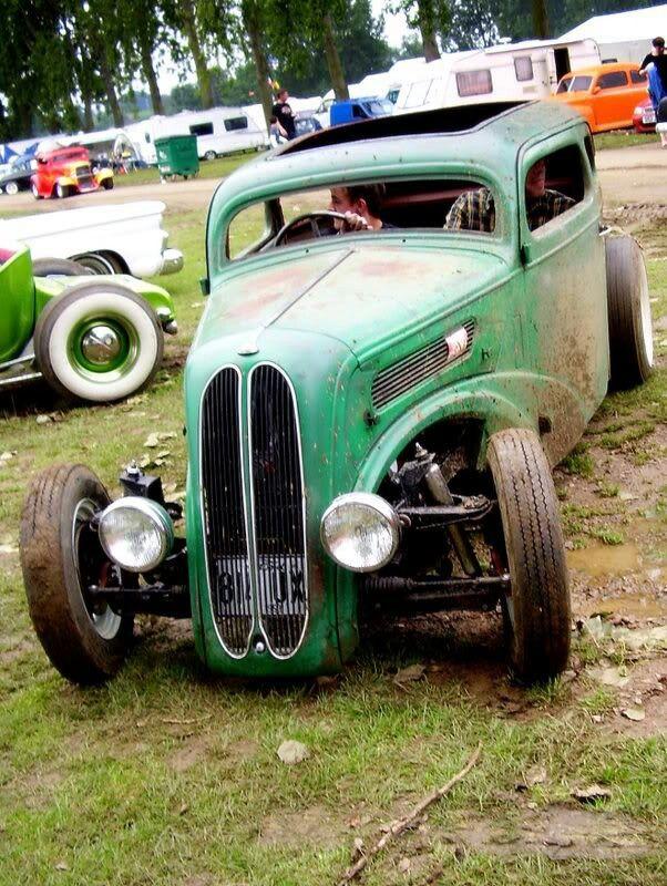 Anglia Hot Rods Rat Rod Cars Rat Rod