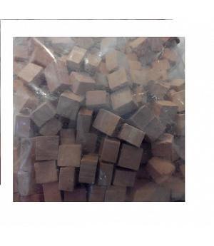 1kg piedra rosada miniatura maquetas. CUIT 2971K