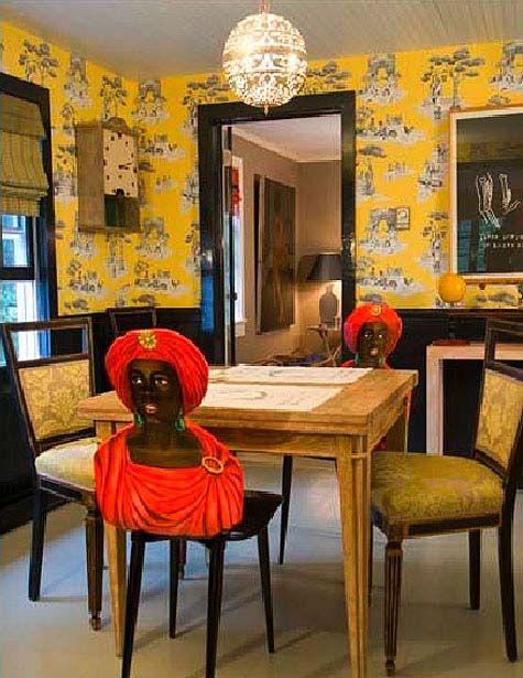 Superbe African American Interior Designers  Sheila Bridges
