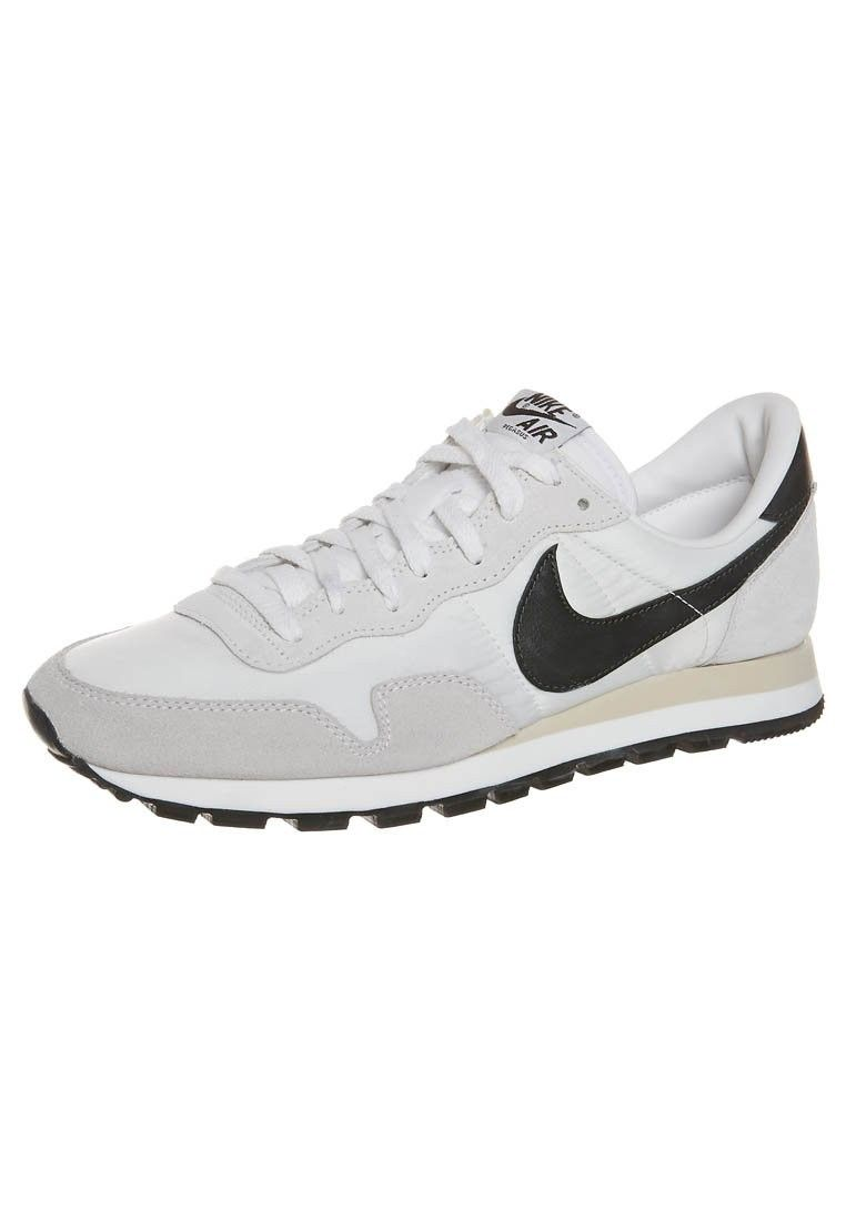 Heren Nike Air Pegasus 83 Wit Licht Grijs Zwart Schoenen ...