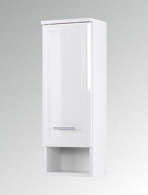 Neu Badezimmer Haengeschrank Neapel Badezimmerschrank 25 Cm Weiss Badezimmer Hangeschrank Hangeschrank Schrank