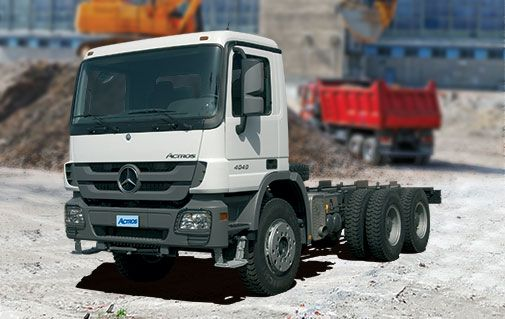 Mercedes-Benz Trucks For Sale in Saudi Arabia | Mercedes-Benz Trucks