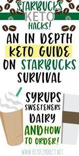 Best keto options at starbucks