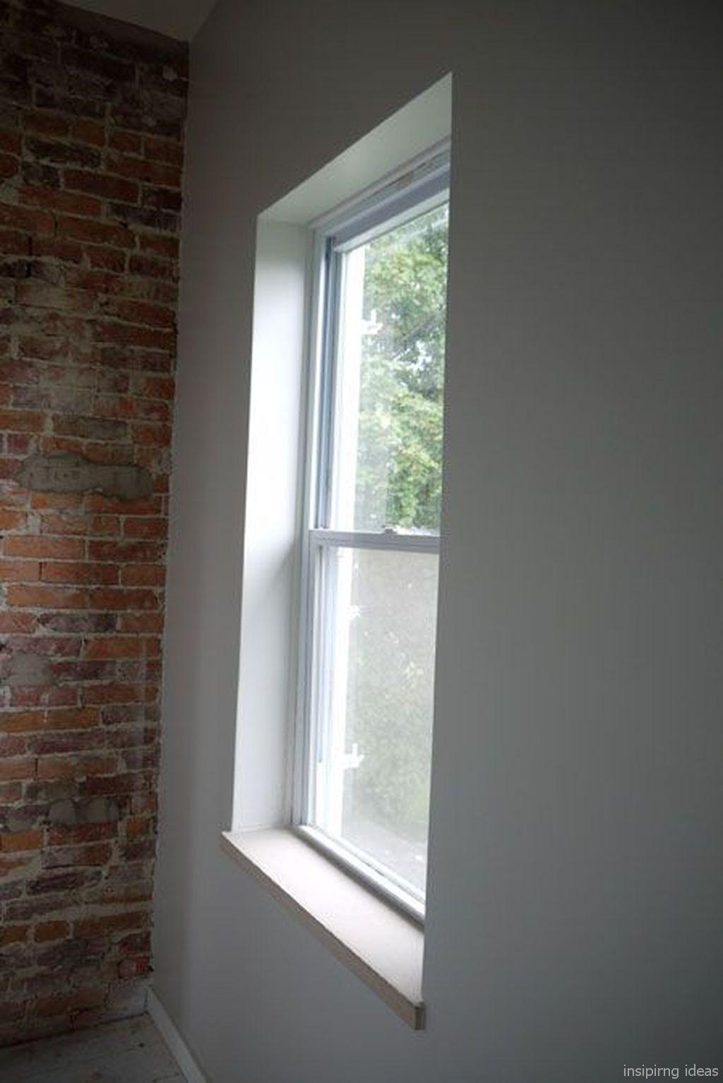 Modern Window Trim Design Ideas 77 Interior Window Trim Modern