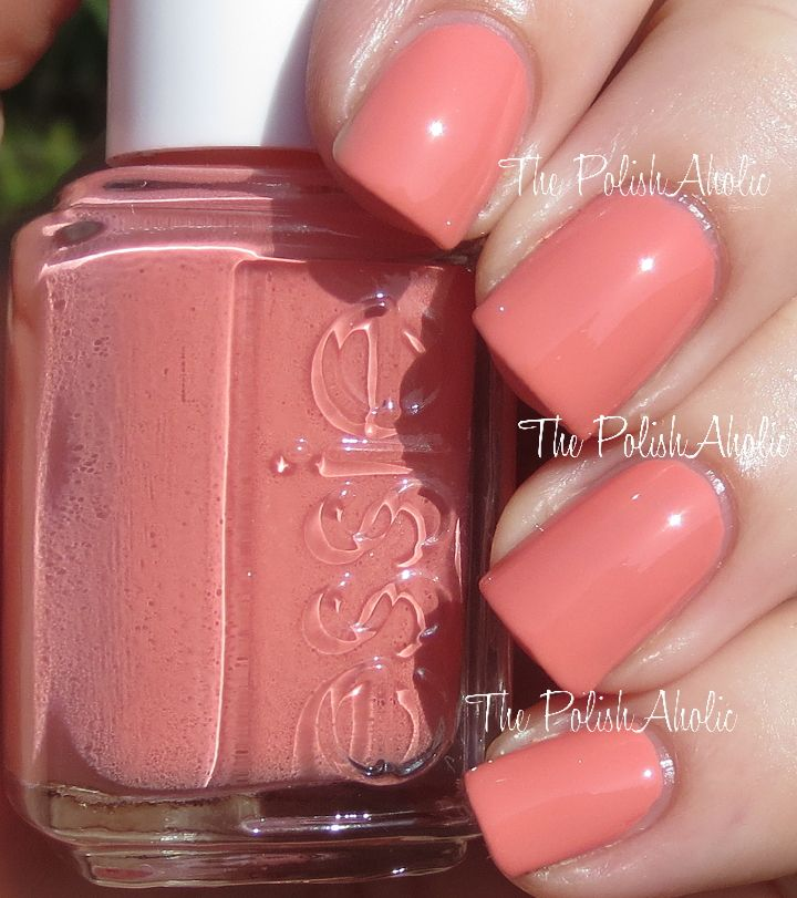 The PolishAholic: Essie Resort 2015 Collection Swatches & Review ...