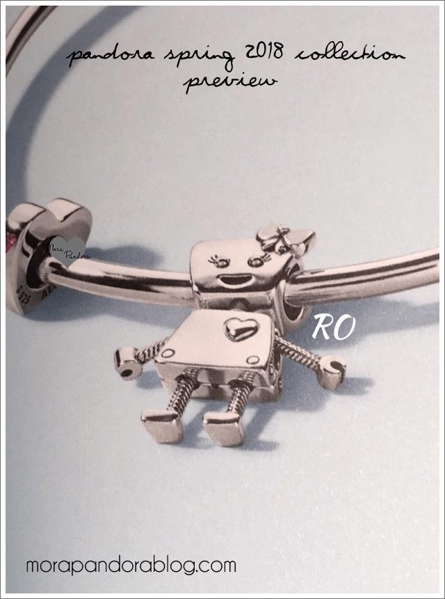pandora spring 2018 bracelet