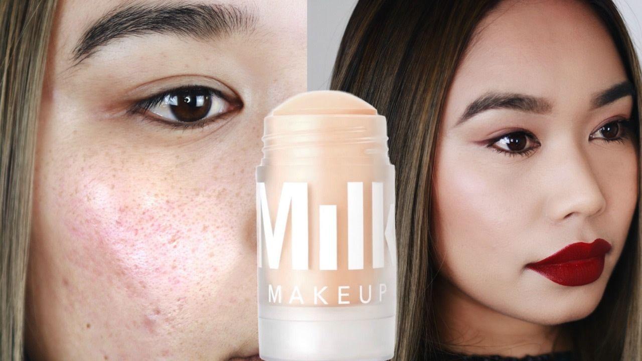 Awesome 5 Pics Milk Makeup Blur Stick Matte Primer Review