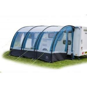 Royal Oxhill 390 - Blue Awning 302628 | Caravan awnings ...