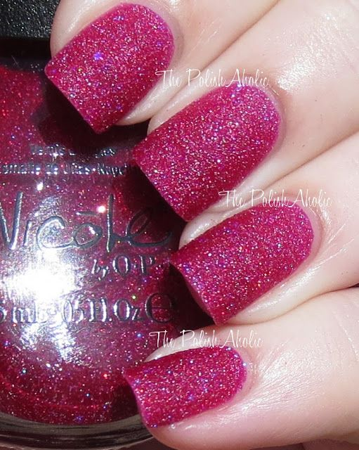Nicole by OPI - My Cherry Amour (Gumdrops Collection Summer 2013 ...