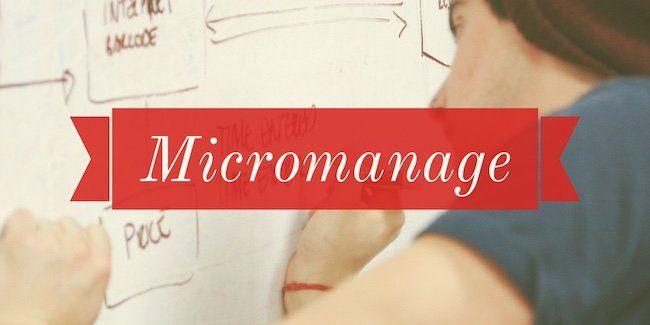 johnrampton: RT due: When Does it Make Sense to Micromanage? https://t.co/OkHqt2oOSu https://t.co/RFsasaTjPr