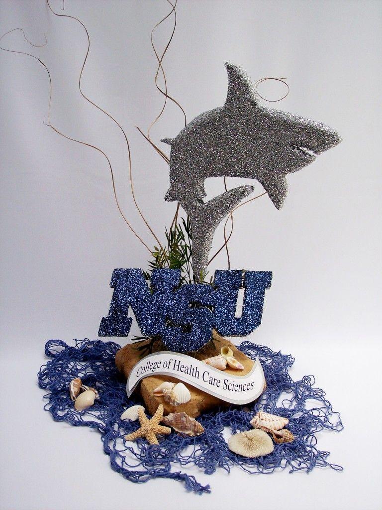 Nova Southeastern University Mascot