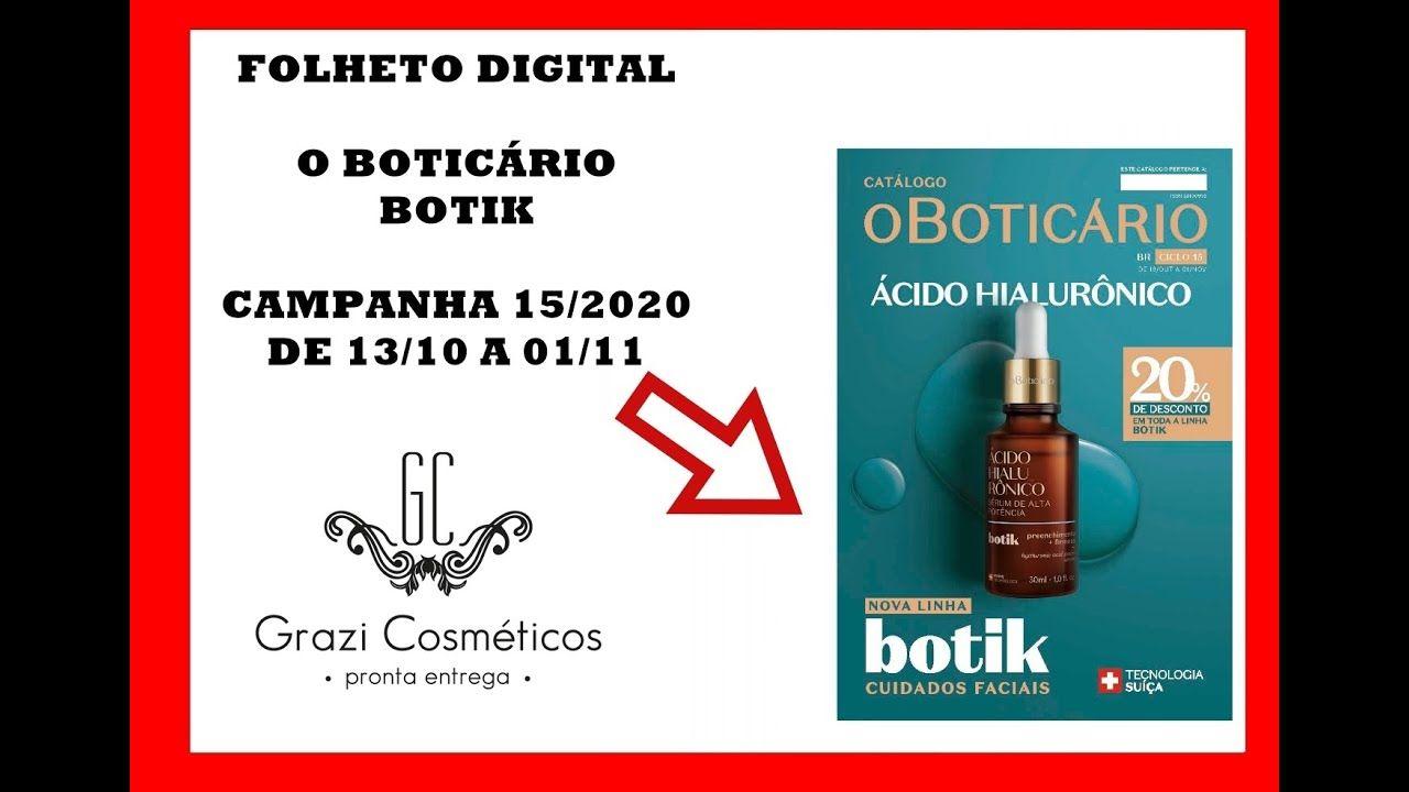 Loja De Bolsa O Boticário Ciclo 15 2020 De 13 10 à 01 11 2020 Lançam Loja De Bolsa Boticário Boticario Catalogo