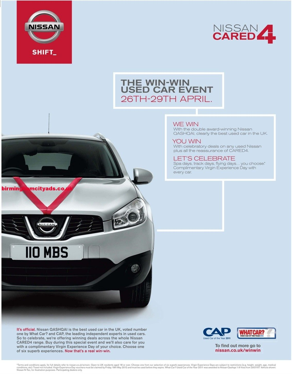 Nissan-Cared-4-The-Win-Used-Car-Event-Nissan-QASHQAI-Is-The-Best-CAr ...