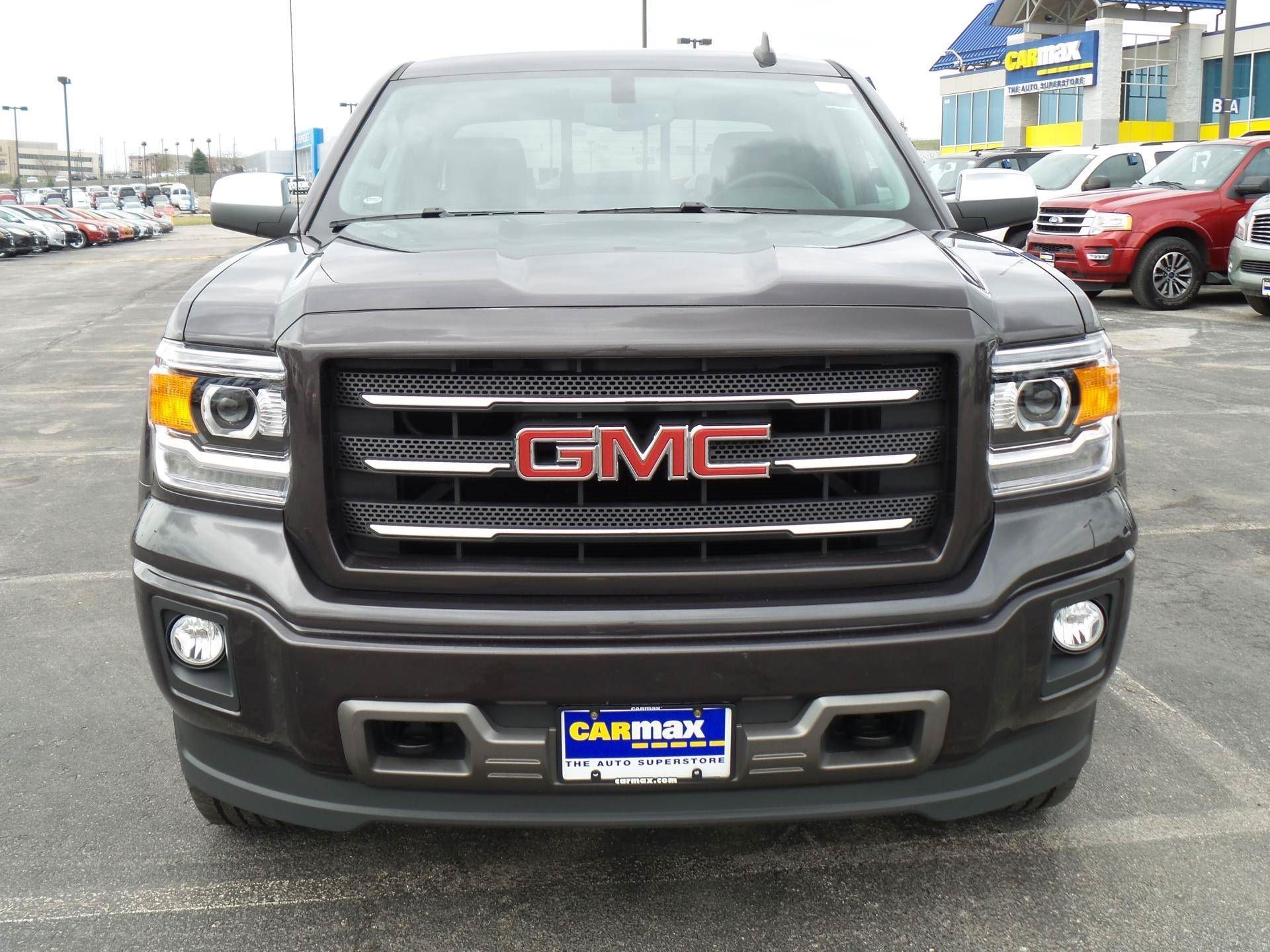 2015 Gmc Sierra 1500 Sle In Omaha Ne 13032881 At Carmax Com