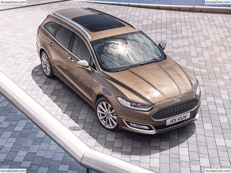 Ford Mondeo Vignale 2016 Ford Mondeo Ford New Cars For Sale