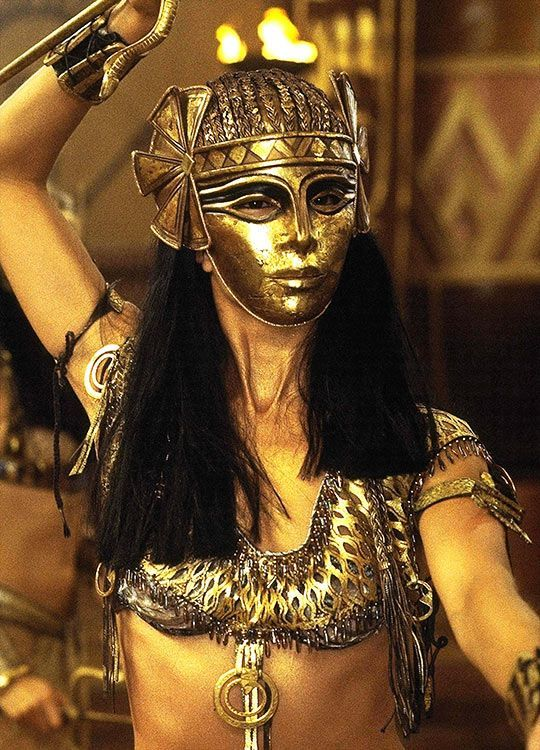 the mummy nefertiti costume nefertiti the mummy returns by