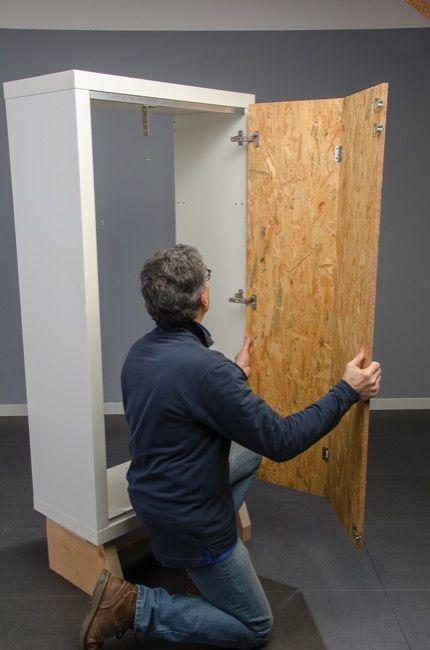 Kit ante scorrevole Sacar | Come installarlo senza ...