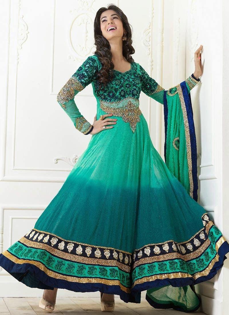 Latest Designer Anarkali Suit Dresses for Party, Wedding, anarkali ...