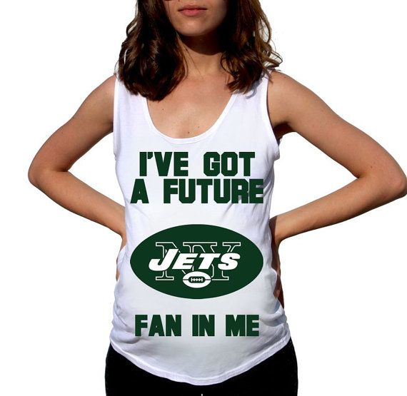 cheap for discount 2df25 91597 New York Jets Baby New York Jets Shirt Women by FreshBreak ...