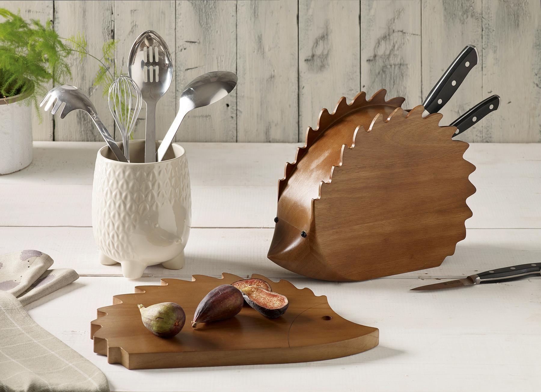 Buy Hedgehog Knife Block From The Next Uk Online Shop Kitchen Jars Storage Jar Storage Kitchen