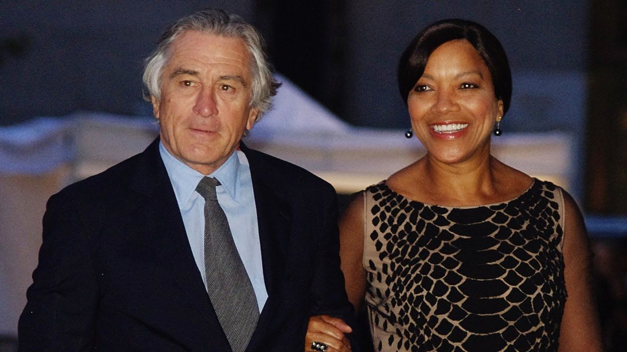 Top 10 Celebrities Who Married Normal People Interracial Celebrity Couples Robert De Niro Movies White Man
