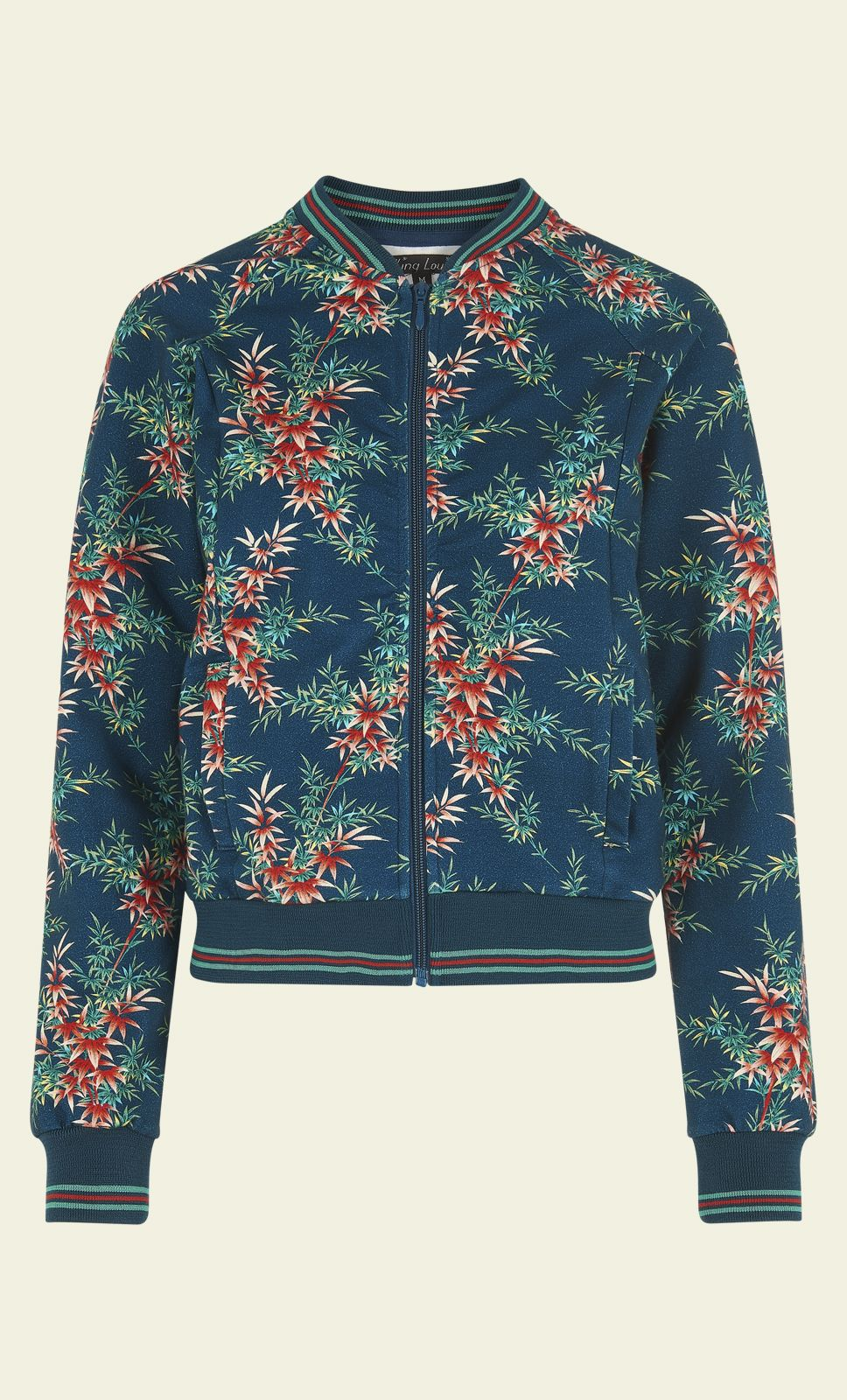 Biba baseball jacket Nara Organic cotton King Louie