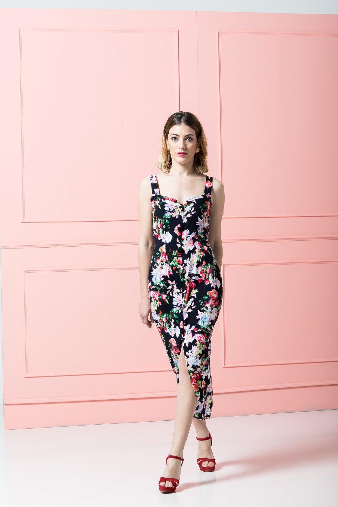 vestidos-invitada-boda-juliette-flores-2 | Ropa de fiesta para ...