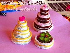 tons of crocheted food pattern-FREE