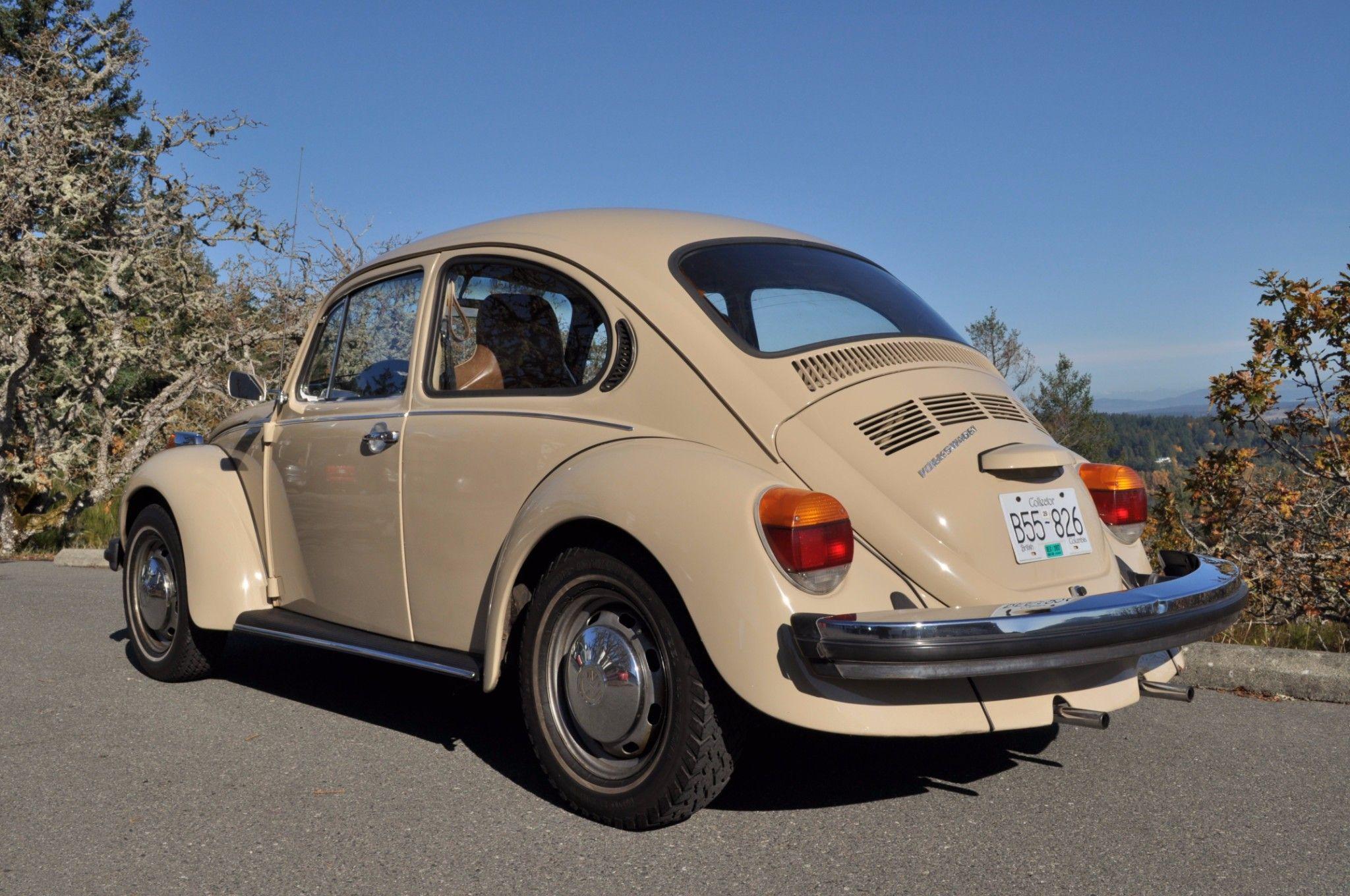 1974 Volkswagen Super Beetle In 2020 Vw Super Beetle Vw Beetle Classic Vintage Volkswagen