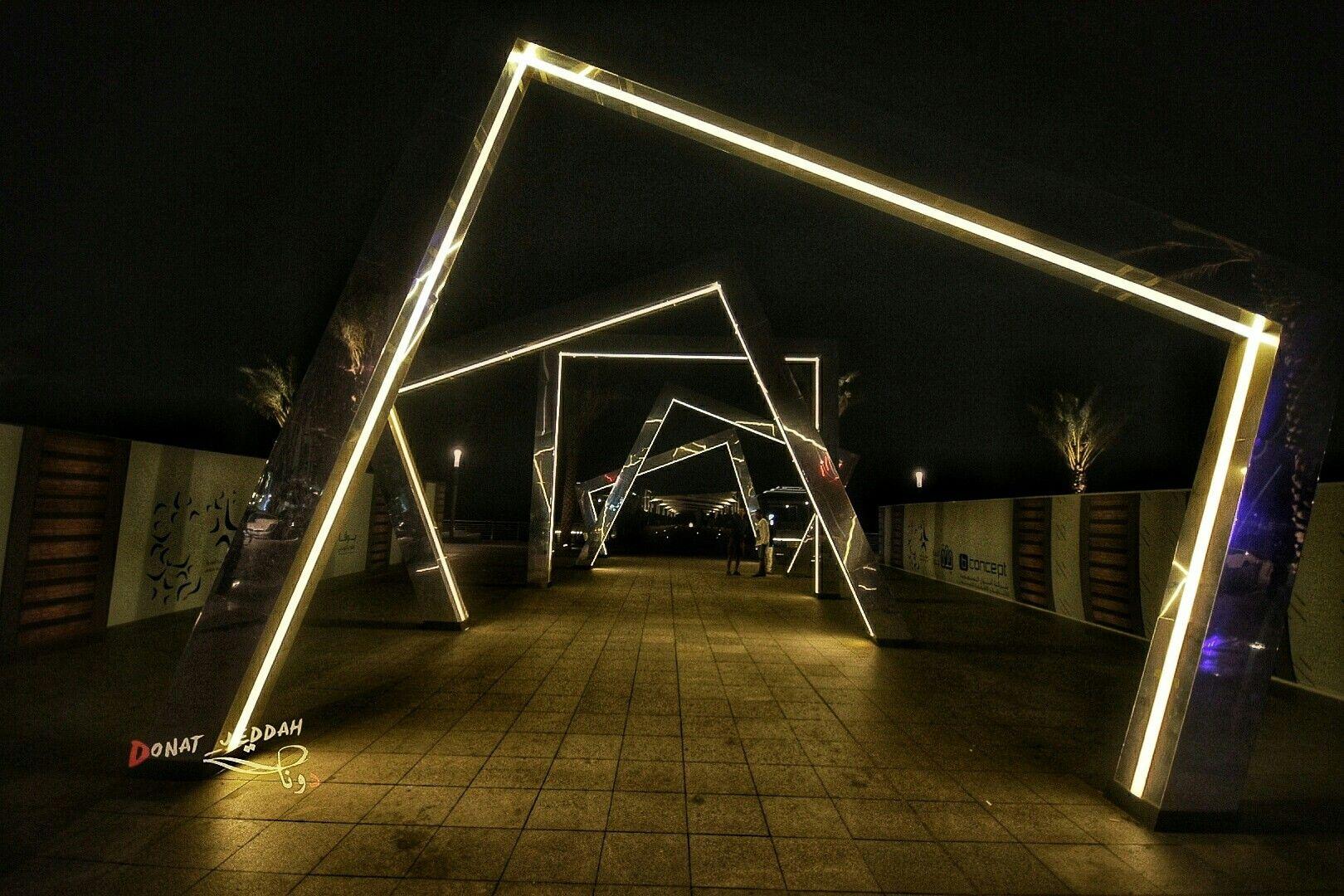 مدخل سقالة جدة الجديد Jeddah Grounds Fair Grounds