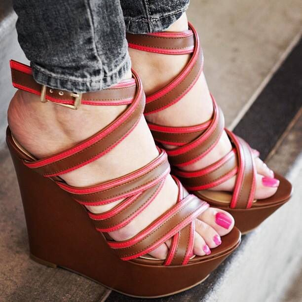 Casual Wedge