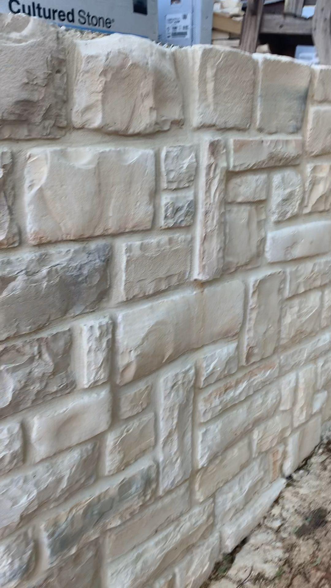 Brick Stone Masonry Brick And Stone Masonry Construction Brick Construction Masonry Stone In 2020 Masonry Construction Stone Siding Exterior Brick And Stone