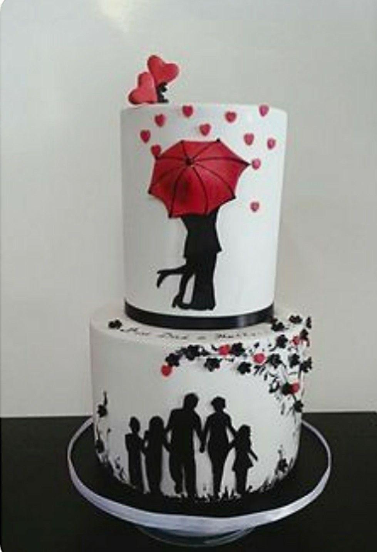 Idea By Galia Poaty Souami On Torturi Aniversări Birthday Cake For Husband Cake For Husband Valentines Day Cakes