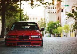 Bmw E36 Car Hd Wallpaper 1920x1080 3285 Wallpaper Bmw E36 Bmw E36 Wallpapers Bmw Red
