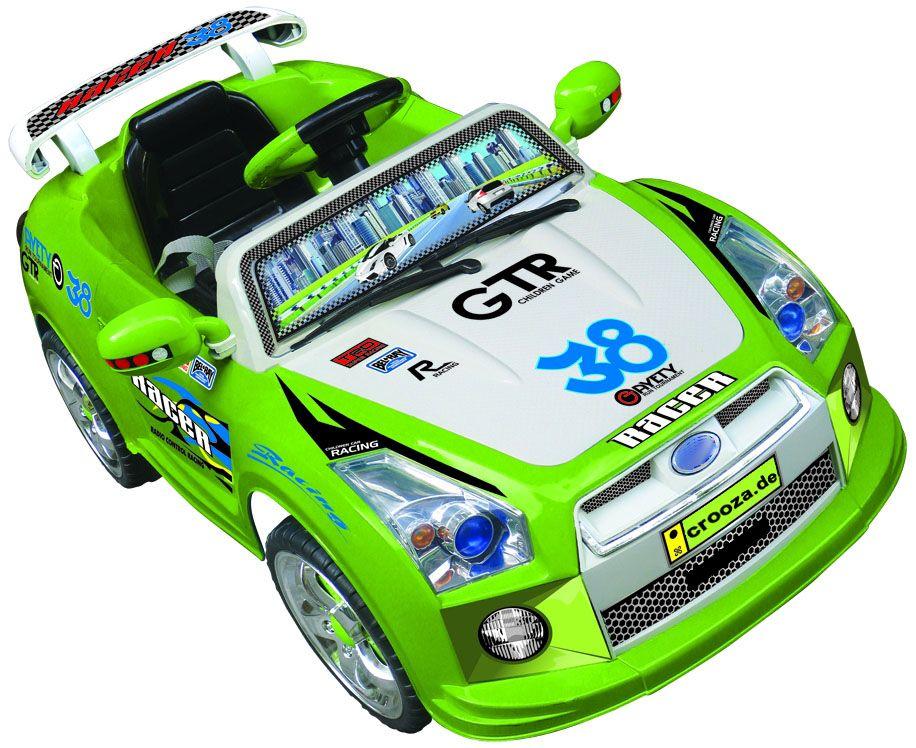 gtr rally fahrzeug mit 2x motoren elektro kinderauto. Black Bedroom Furniture Sets. Home Design Ideas