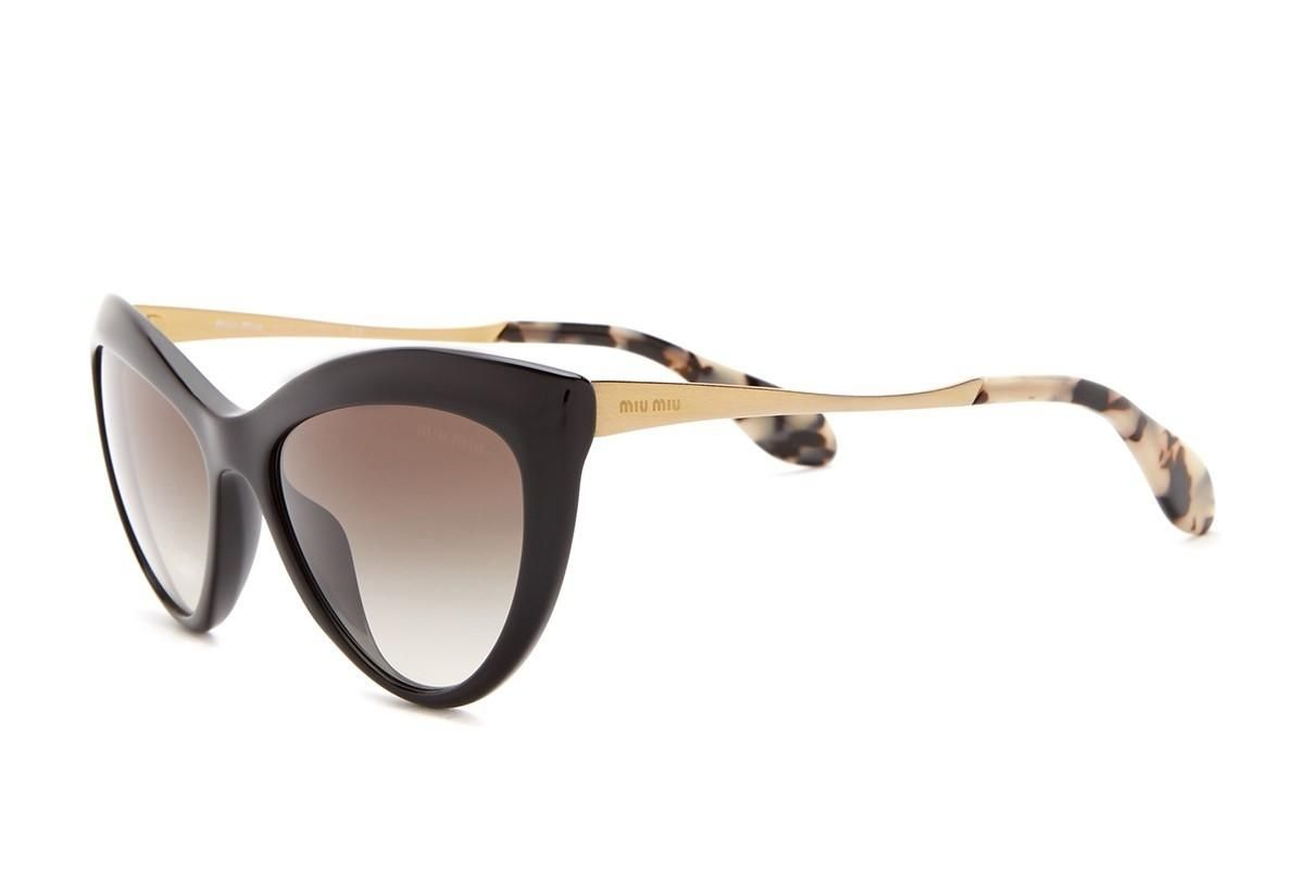 dee67ab604 Miu Miu Cat Eye Sunglasses