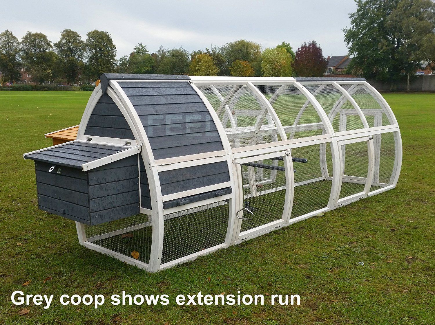 FeelGoodUK Poultry Ark Home Chicken Coop