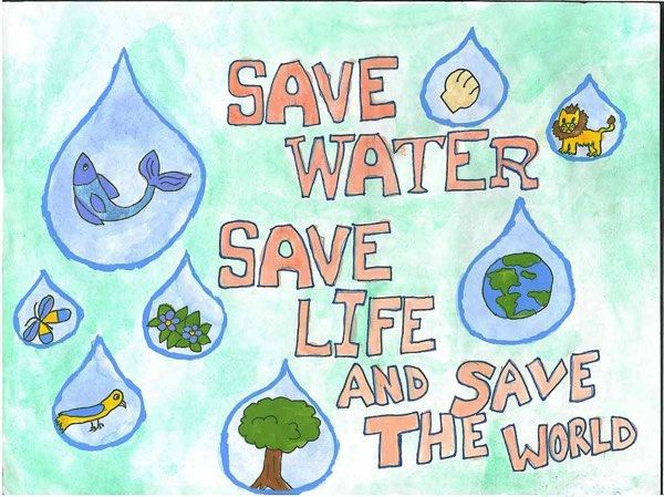 Image Result For How To Save Water For Kids Posters Save Water