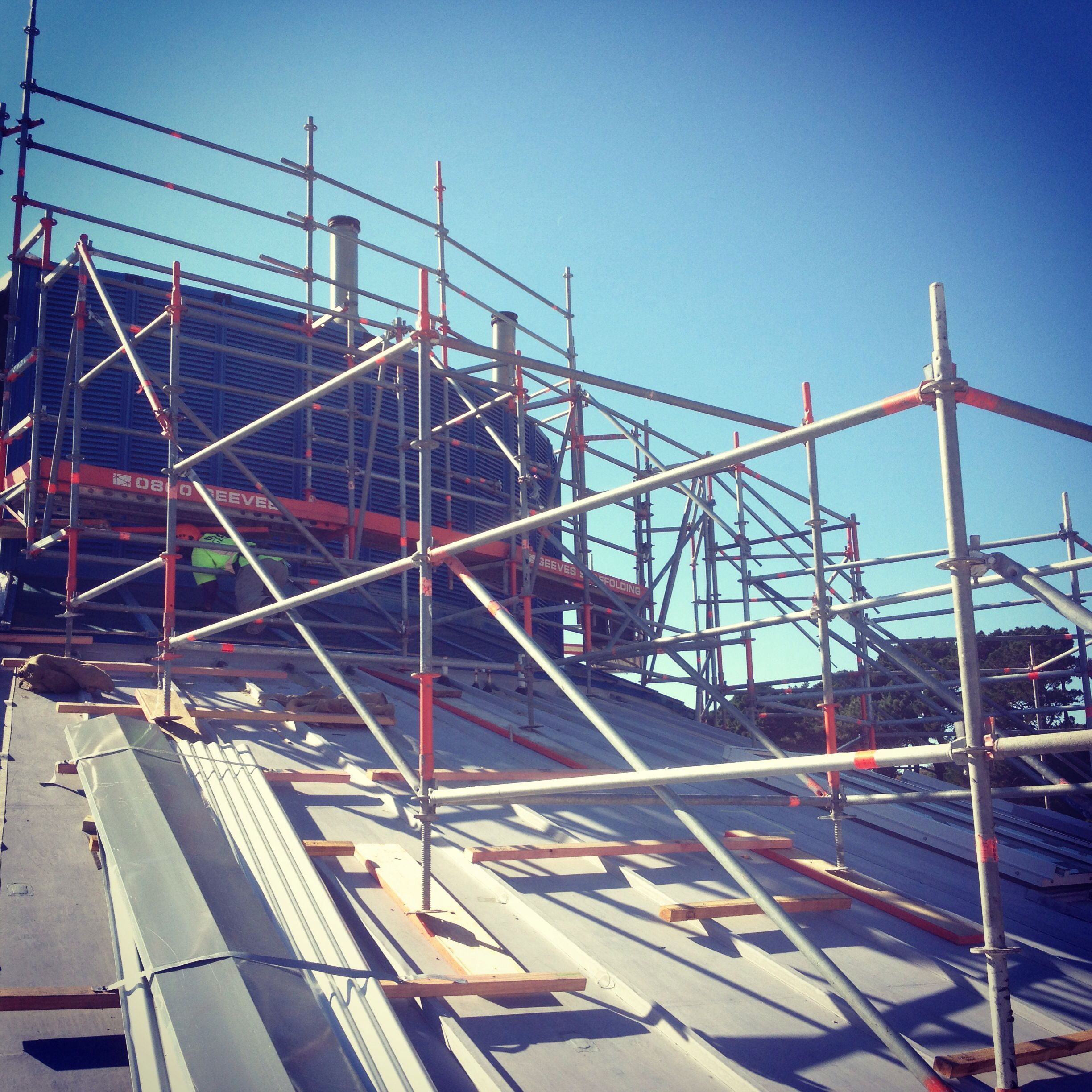 Roof Scaffolding Products : Roof scaffolding products