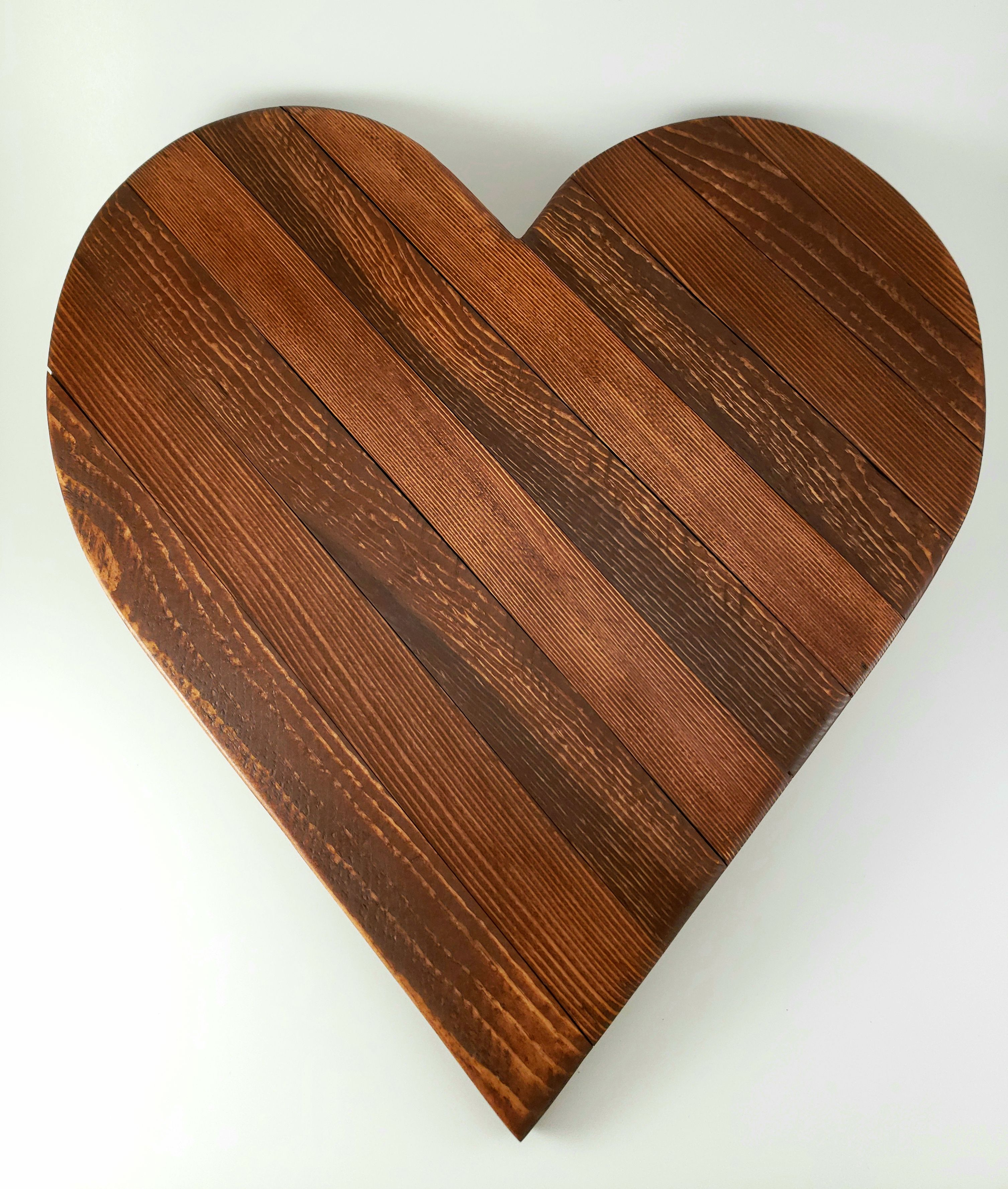 Pallet Wood Heart Wood Hearts Wooden Hearts Unique Items Products