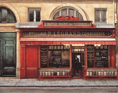 Póngame un café: El sabor parisino de Andre Renoux
