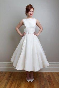 pinup wedding dress - Google Search | Vestidos hermosos ...