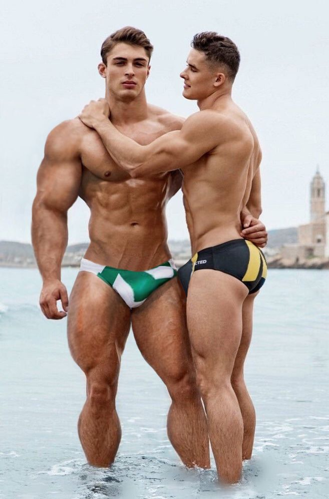 gay muscle couples