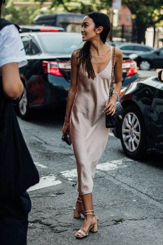 10+ Slip Dresses to add to your Closet