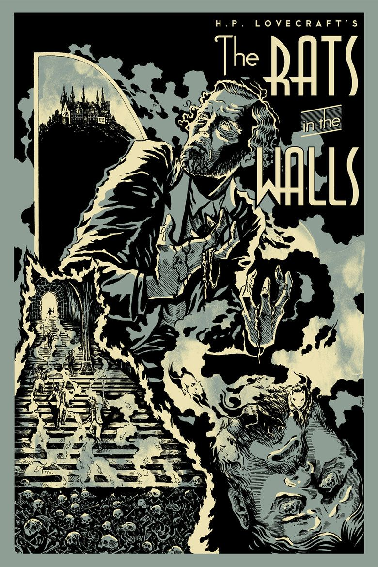 Lovecraft Story The Rats In The Walls Lovecraft Lovecraftian